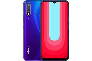 Vivo U20 ADB Driver, PC Software & User Manual Download